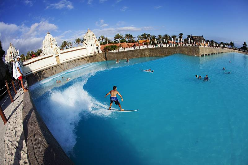 Surf in Tenerife, Surf in Siam Park - Paradise Court Aparthotel