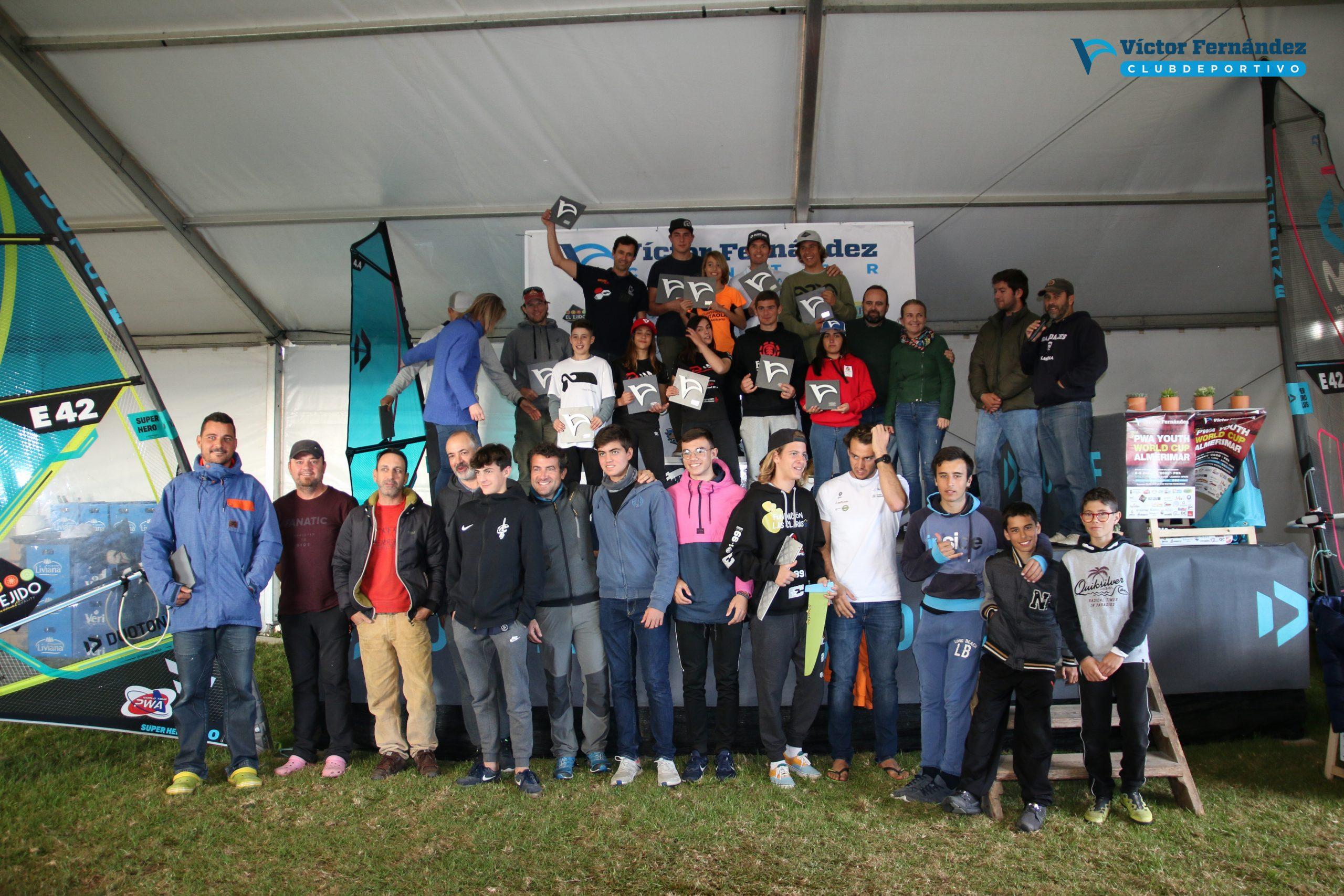 Almerimar, última parada del Circuito Español de Funboard (CEF)